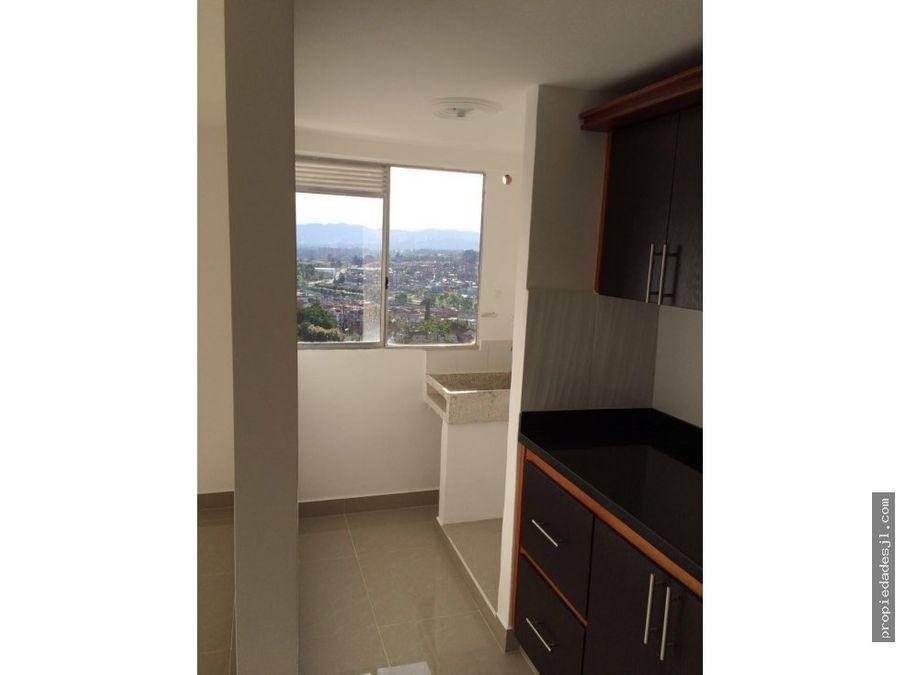se vende apartamento unidad cerrada en rionegro