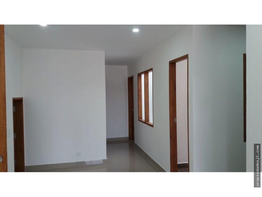 hemoso apartamento en san antonio pereira