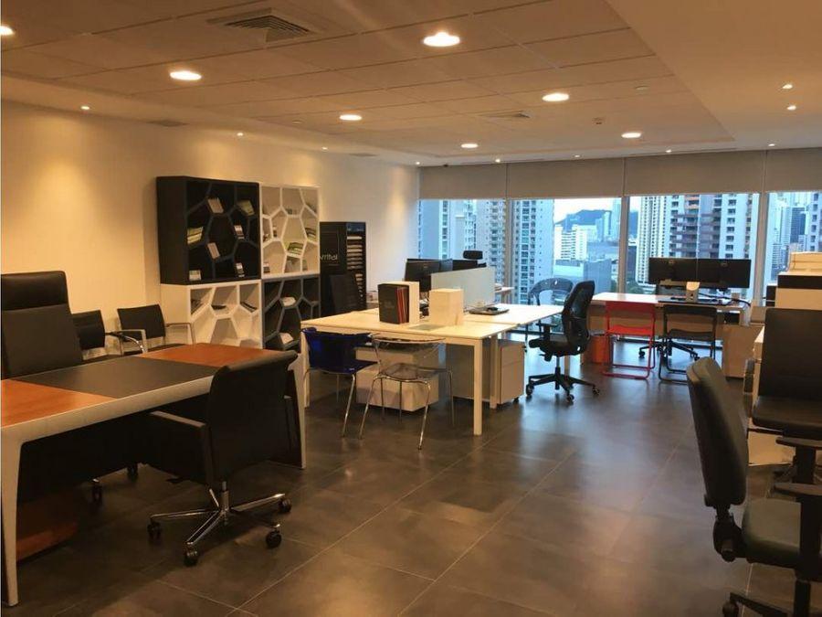 oficina en venta punta pacifica terminada