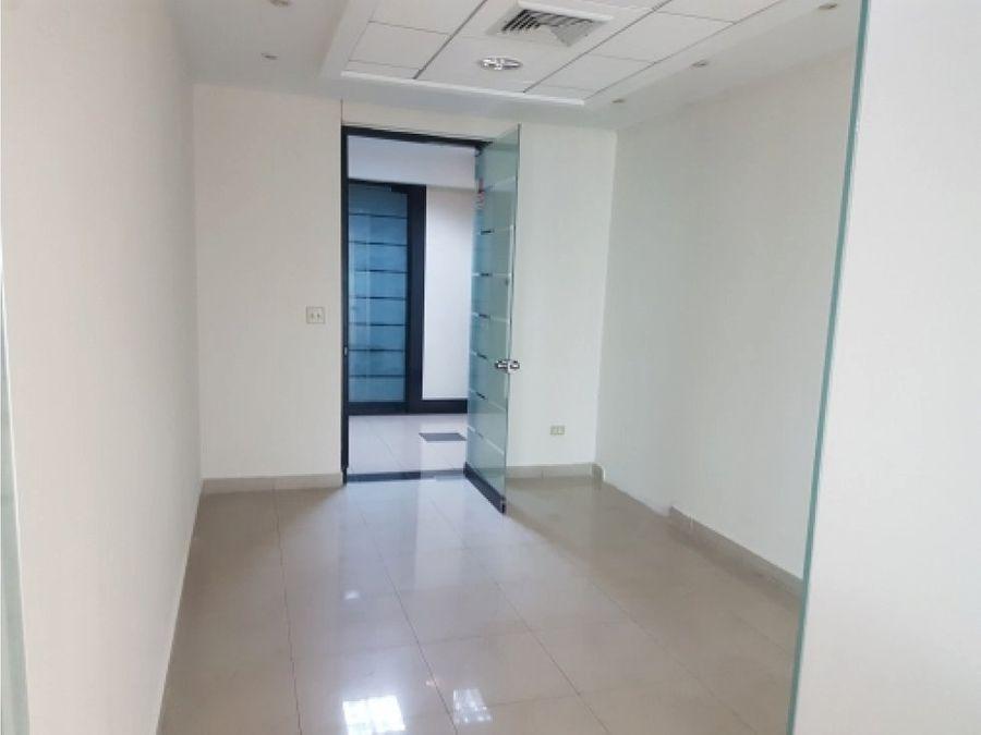 alquiler oficina calle 50 133m2