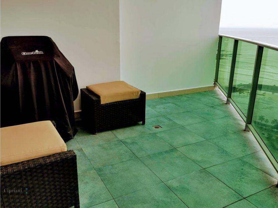 apartamento en alquiler en av balboa