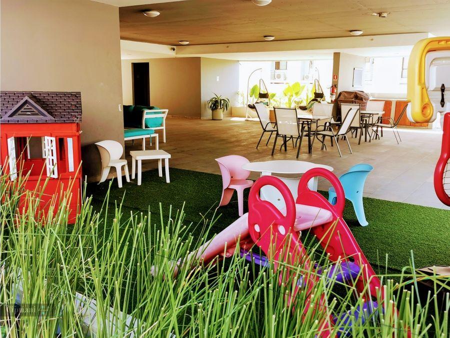 apartamento en venta parque omar altos del golf tdp
