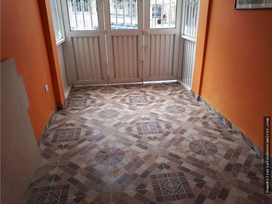 casa en villa carolina armenia quindio