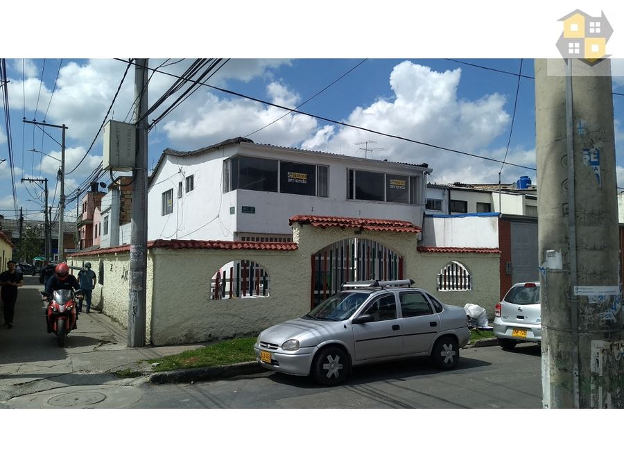 vendo casa comercial esquinera cll 72 con cr 82
