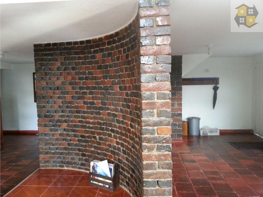 vende casa lote 1493 m2 cerros suba