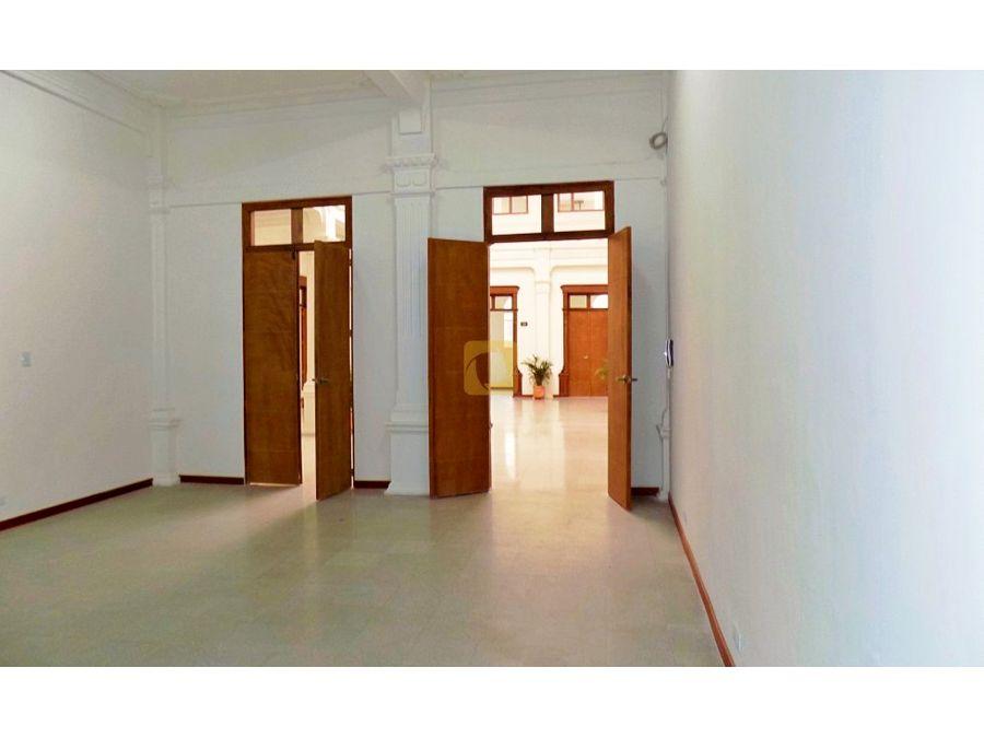 arriendo oficinas edificio centro manizales