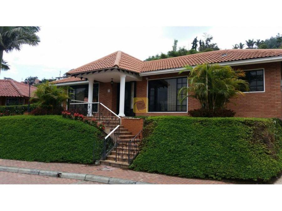 venta casa conjunto sector la alhambra manizales