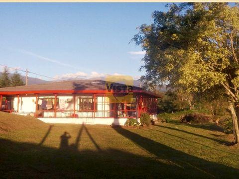 venta casa campestre km 17 via pereira armenia