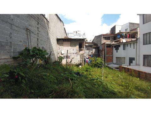 venta casa lote sector milan manizales