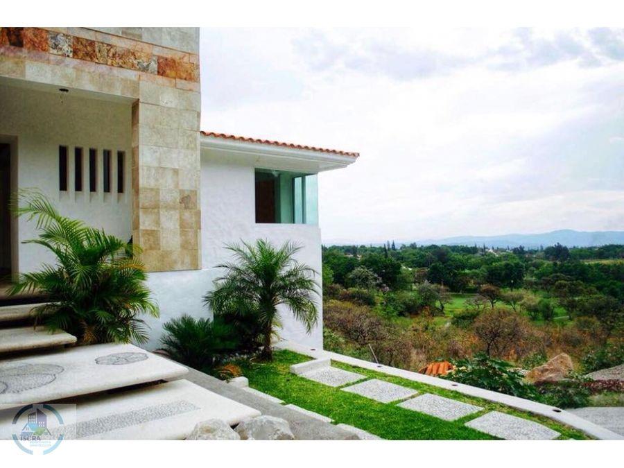 impecable residencia con vista panoramica