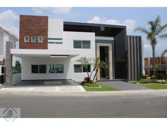 residencia estilo