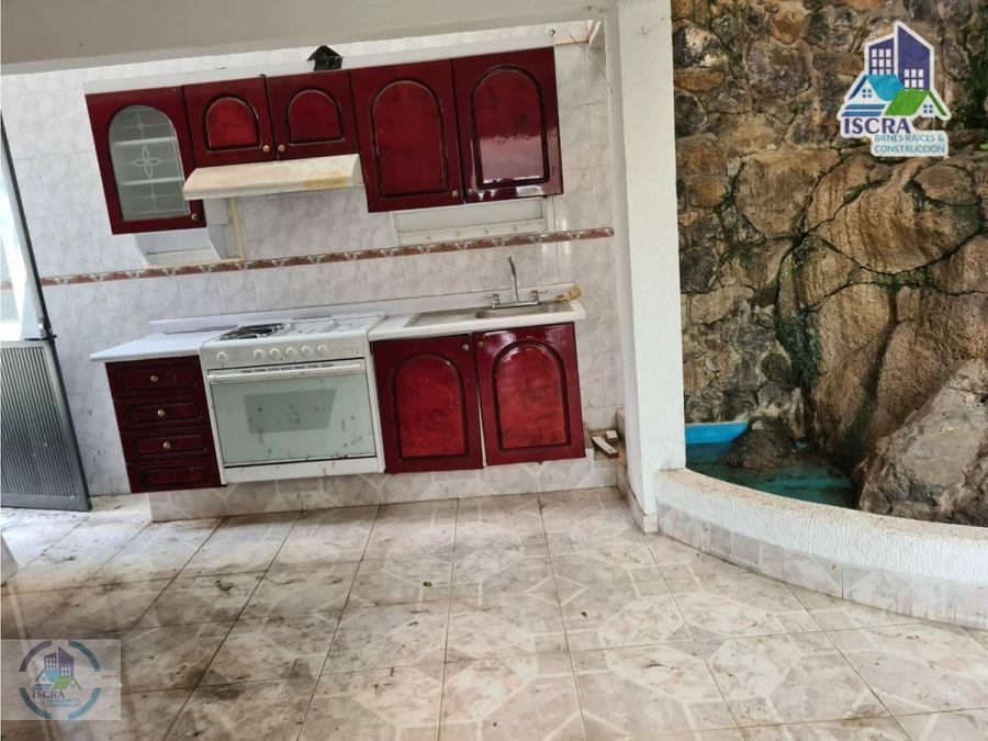 casa de oportunidad para invertir en lomas de cocoyoc