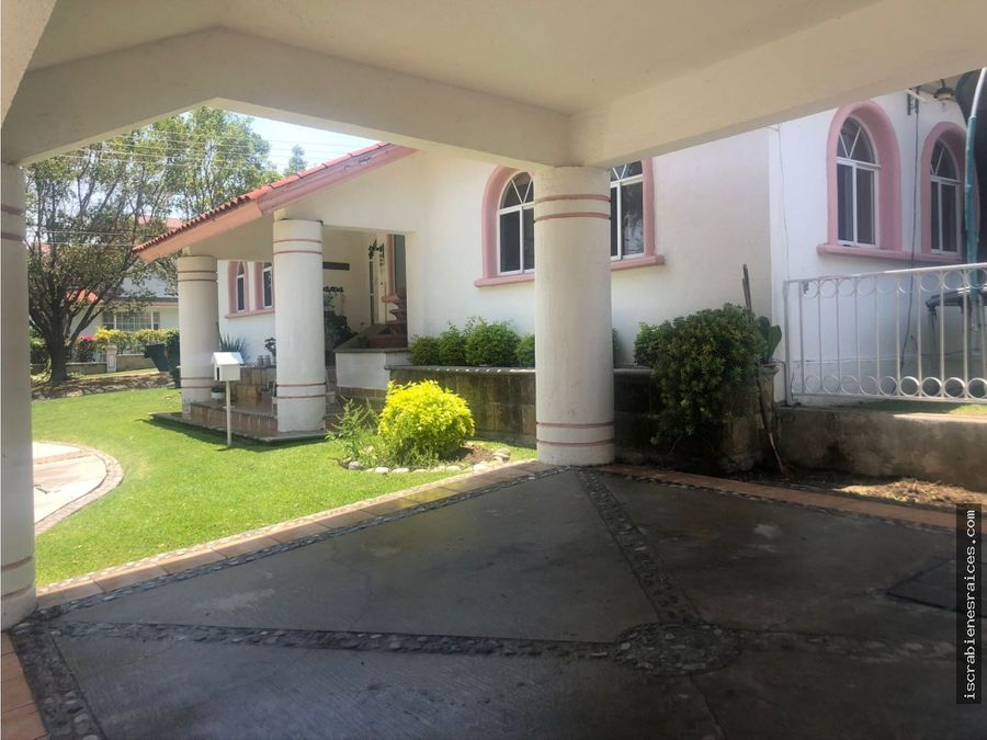 casa en venta lomas de cocoyoc