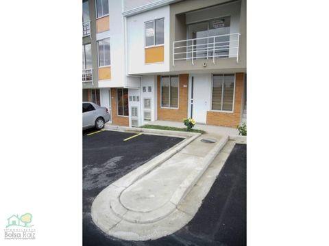 apartamento amoblado para arriendo en condina via armenia
