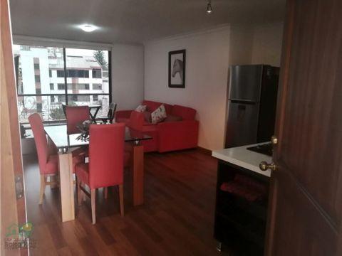 apartamento amoblado para alquiler en pinares