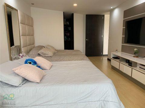 apartamento tipo penthouse para venta en pinares conjunto cerrado
