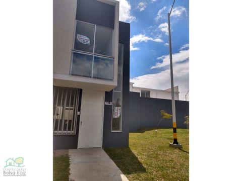 casa para arrendar sector condina