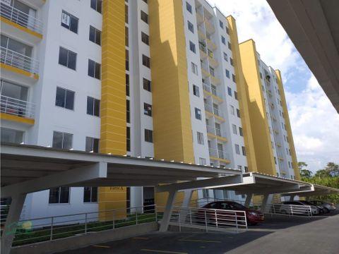 apartamento para venta y arrendamiento en galicia conjunto cerrado