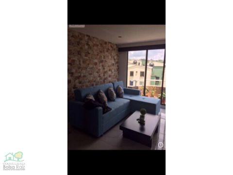 apartamento para arrendamiento y venta via armenia en conjunto