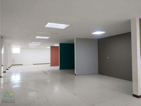 amplio local o bodega para arrendar en el centro segundo piso