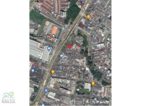 lote comercial para arrendamiento en dosquebradas avenida principal