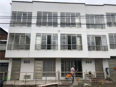 edificio de apartamentos para venta