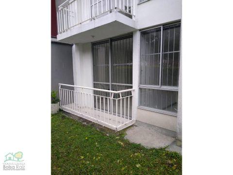 apartamento en venta en dosquebradas conjunto cerrado