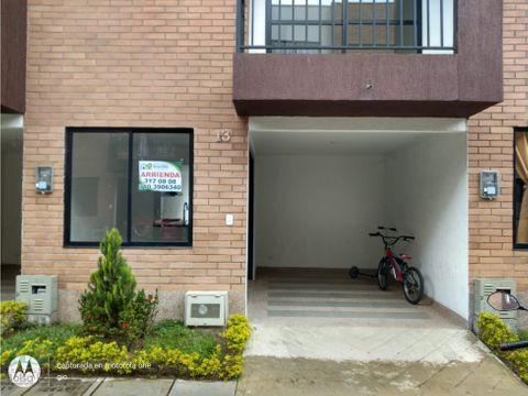 casa para arrendar en dosquebradas conjunto cerrado