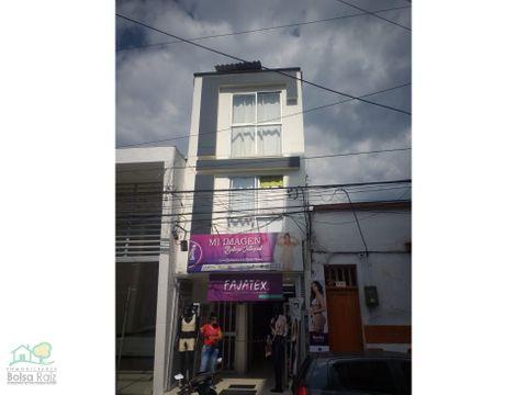 edificio en venta ubicado en el centro de pereira