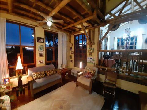 casa campestre para venta via armenia