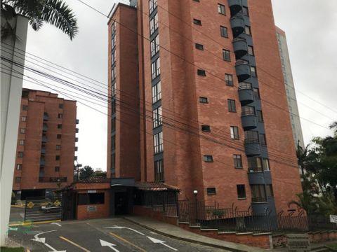apartamento para venta en alamos conjunto cerrado
