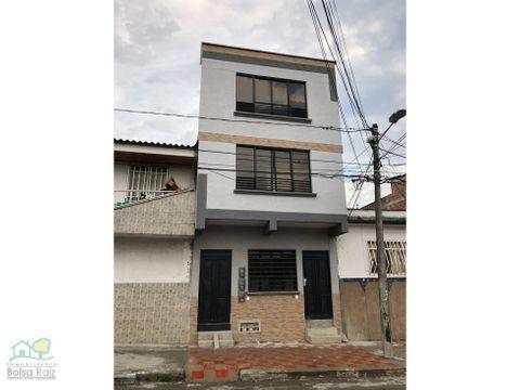 edificio de apartamentos para venta en armenia barrio granada