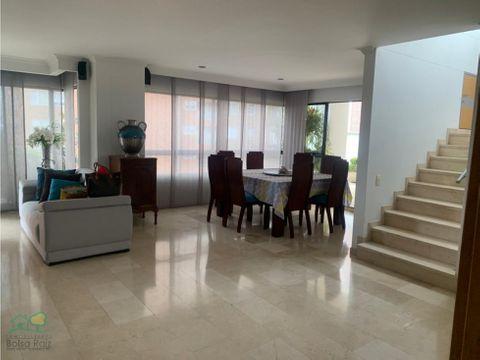 apartamento tipo penthouse para venta en pinares