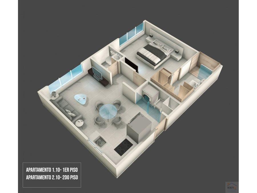 apartamentos en condominio para estrenar la uruca