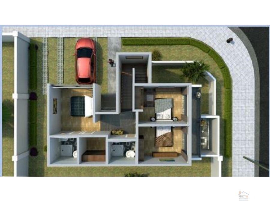 casas en condominio en cartago lp1