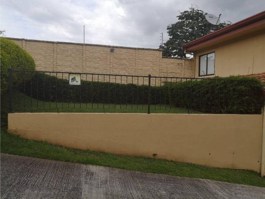 casa en condominio escazu guachipelin lp1