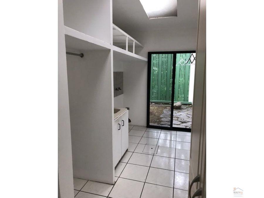 casa en condominio en sabana oeste lp1