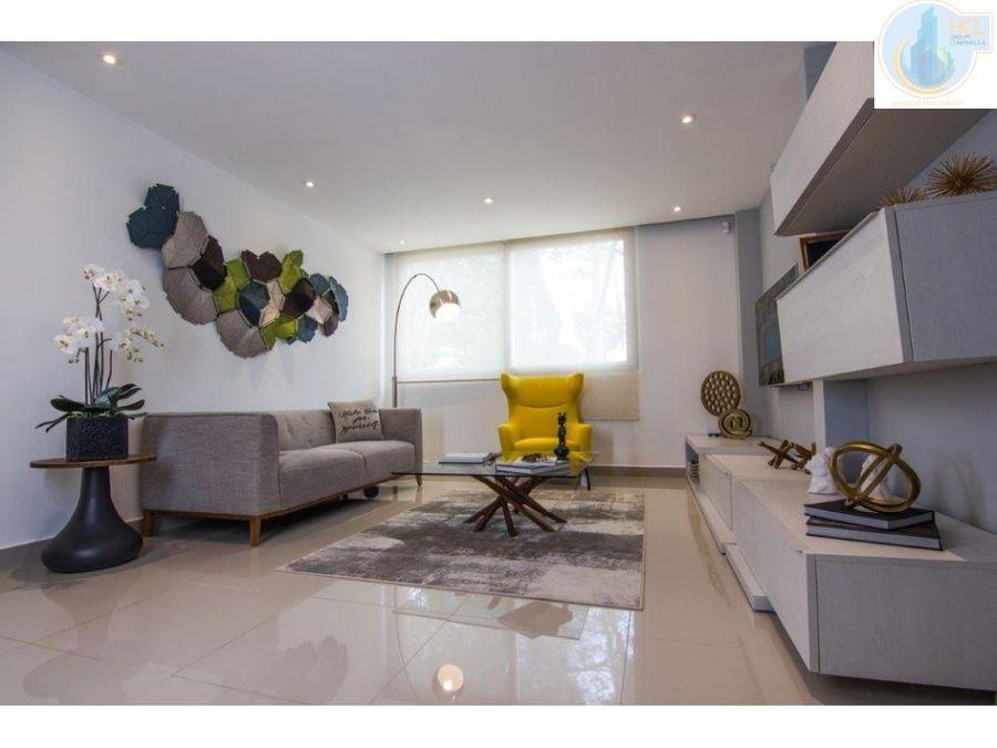 venta apartamento en bella vista a estrenar