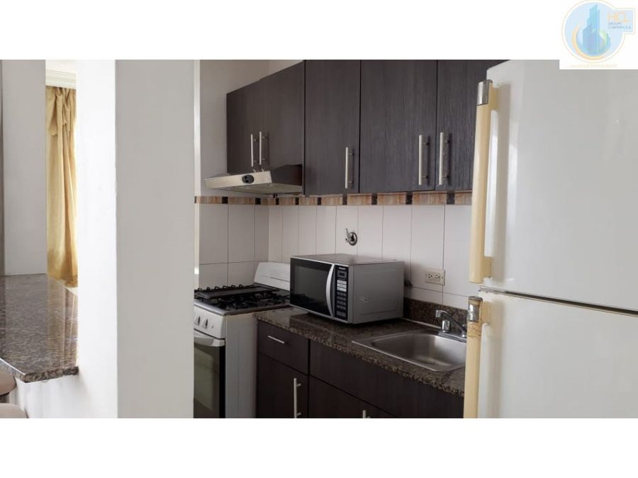 se vende hermoso apartamento ful amoblado oc