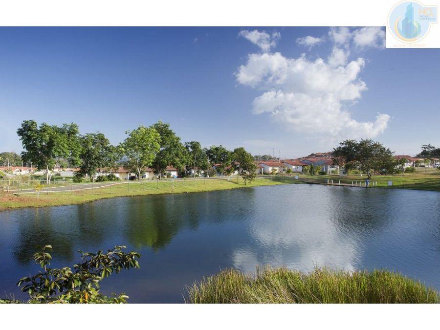 venta casa reposeida arraijan lago del emperador