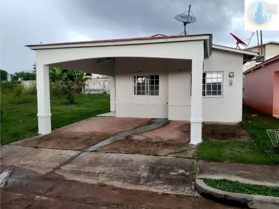 venta casa palma real chorrera