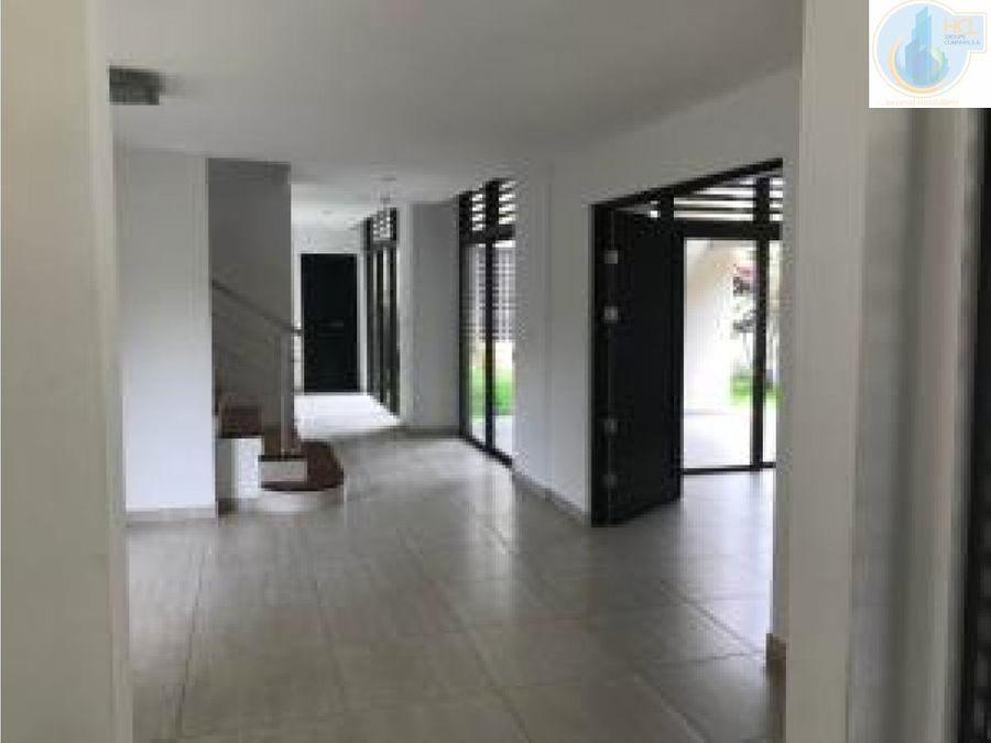 venta casa lujosa en nativa panama pacifico