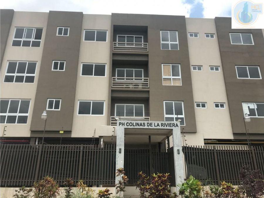 venta de apartamento finos acabados pedregal