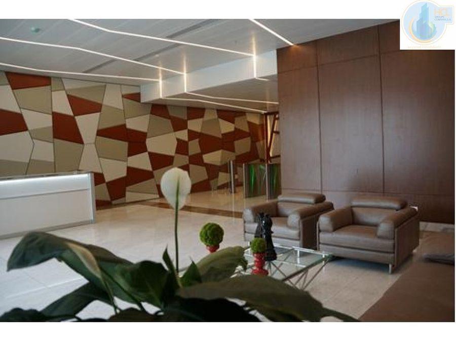 se alquila hermosa oficina en obarrio edf atrium