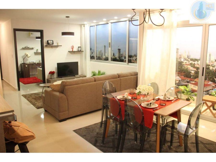 venta de apartamento en vista hermosa