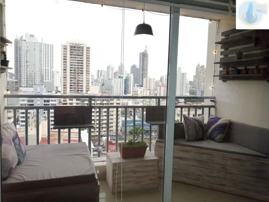 alquiler apartamento amoblado obarrio ph miyaki