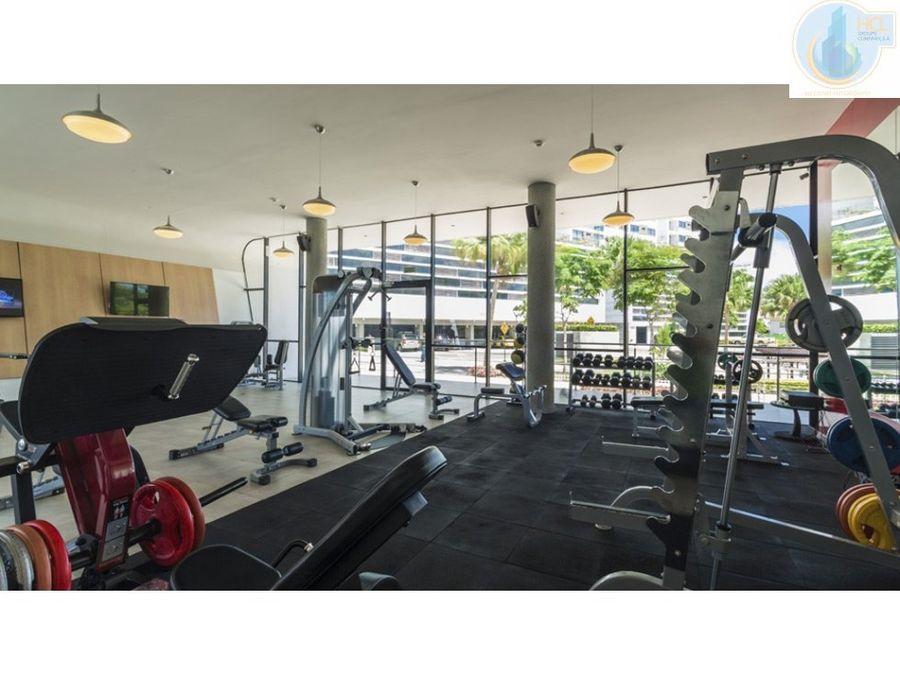venta apartamento condado country club 102mts