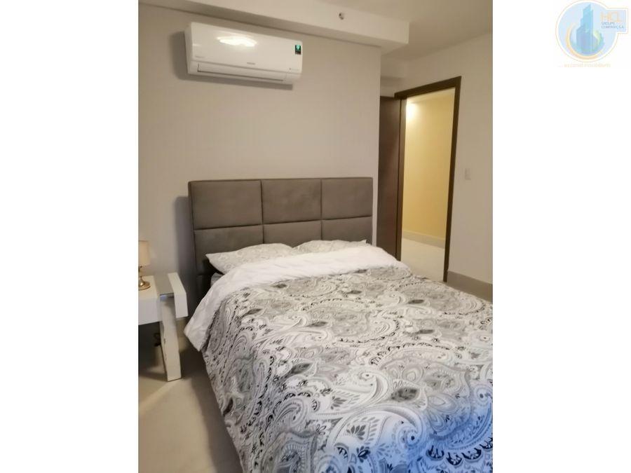 alquiler apartamento amoblado en obarrio