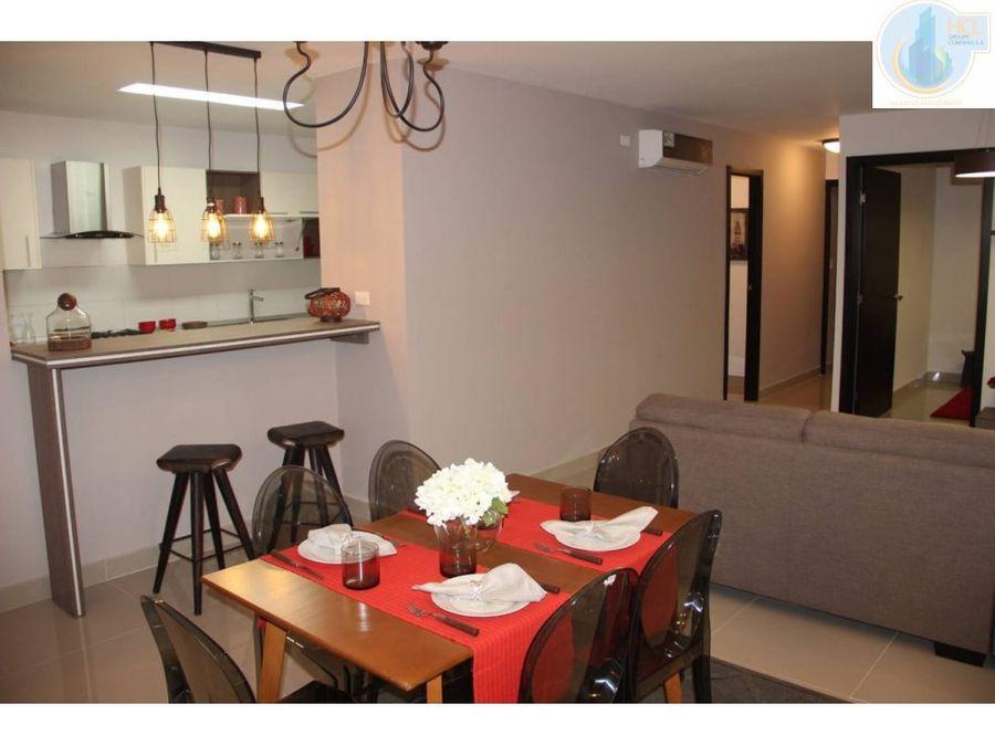 venta de apartamento en vista hermosa 3 recamaras