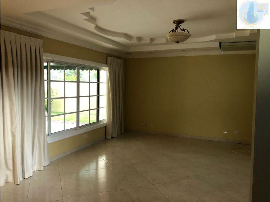 venta de casa en costa serena